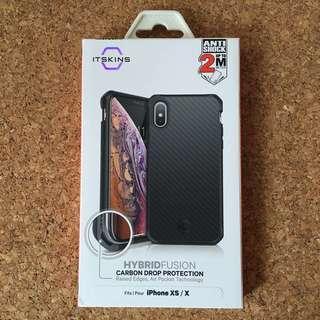 iPhone XS/S ITSKINS HybridFusion Phone Case / Casing