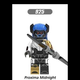 Lego Compatible Proxima Midnight