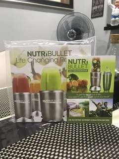 Nutribullet Life Changing Recipes Book