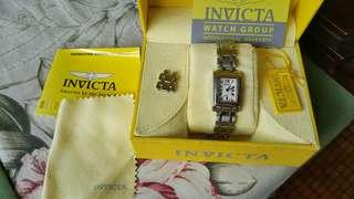 Authentic Invicta Angel Watch