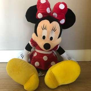 "22"" Minnie Mouse Plush Original"