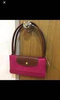 BNWT Longchamp Medium Tote Bag - Pink