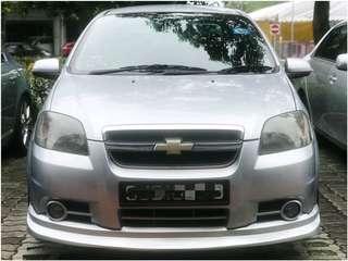 Chevrolet Aveo 1.4 SS 4-Dr Auto