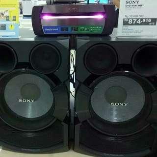 Khusus Sony Dvd Mini Hifi Bisa Kredit Promo Dp 10% Free 1x cicilan