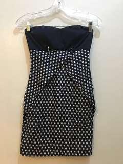 US Brand Charlotte Russe Tube Dress