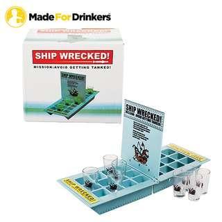 🚚 Ship Wrecked! Drinking Battle