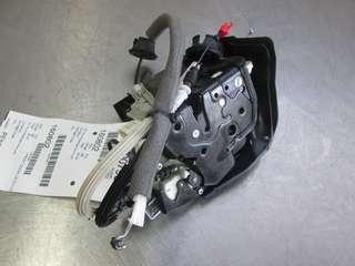 Audi A8 S8 4H door lock front right (w/ close assist) No: 4H1 837 016 F