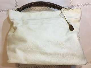 🚚 RABEANCO白色側背包
