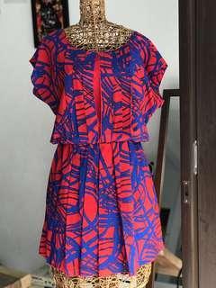 DKNY Mini Dress or Blouse