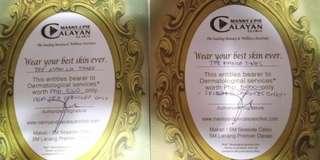 Calayan Gift Certificates