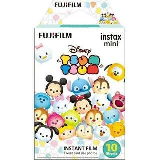 Free Mailing! Instax Disney Tsum Tsum - 10pcs