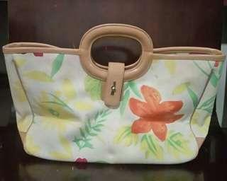 Flowery Sling Bag