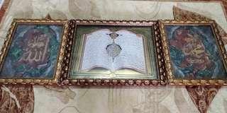 Frame Islamic murah !!! Price for all