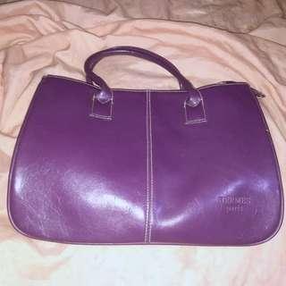 Violet Hand Bag