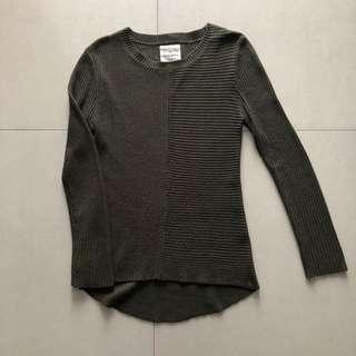 Cotton On Khaki Knit