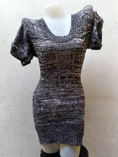 Guess Gray Dress