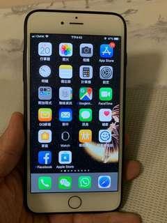 Iphone 6 plus 64G 金色 換iphone7 4.7吋