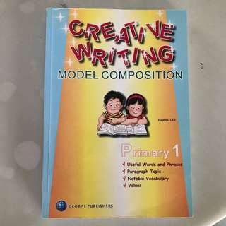 Creative Writing - Model Composition