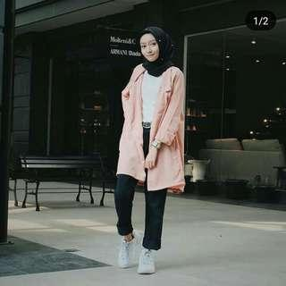 SEMI BLAZER OUTER