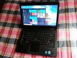 Dell i5. 14inch 4gb ram,500GB hdd.