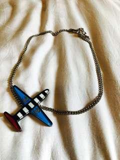 Chanel Airline necklace