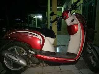 Honda Soopy