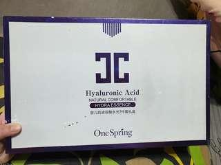 hyaluronic acid natural comfortable hydra essence