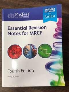Essential revision notes for MRCP
