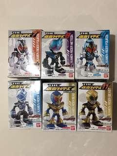 Kamen Masked Rider mini figure
