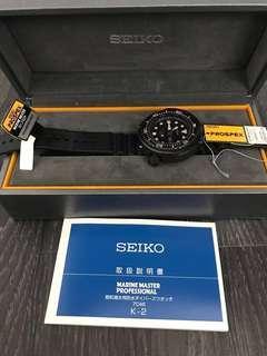 🚚 Seiko marinemaster prospex 1000m dive watch SBBN013