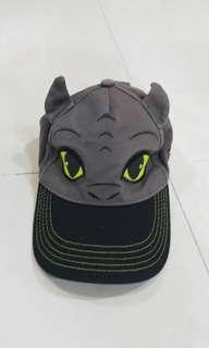 Toothless character Cap from Train the dragons