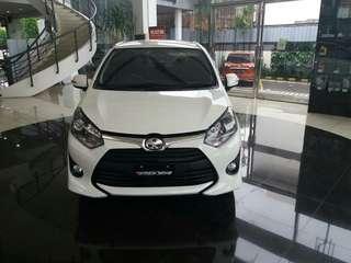 Promo Toyota Agya Dp 12jtan