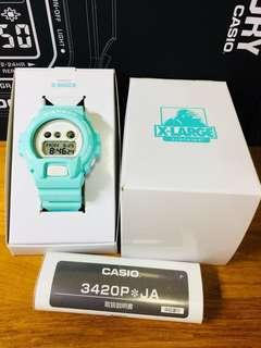 Casio G-Shock x X-Large Limited Edition Collaboration GD-X6900 Watch