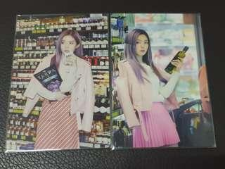 Red Velvet Irene 2017 SG PCs