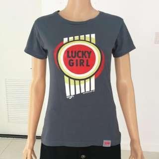 Spoofs Lucky Girl Shirt
