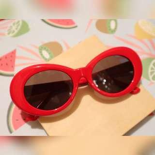 Kacamata kurt cobain / frame capung