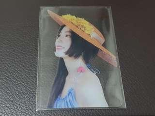 Red Velvet Irene Summer Magic Ltd Ed Clear PC