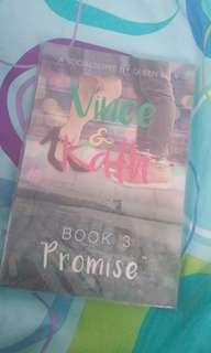 Vince and Kath (Book 3)