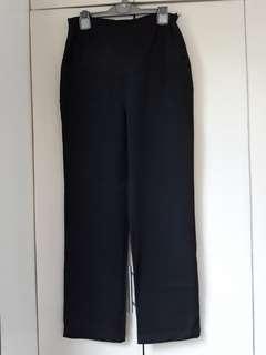 ▶️ EUC Nine Months black maternity pants- size S