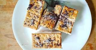 Cheesecake sandwich oreo