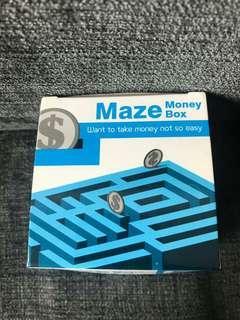 MAZE MONEY BOX | PIGGY BANK