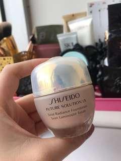Shiseido Foundation Light Ivory