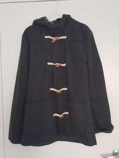 Barneys originals grey coat