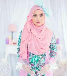 (REDUCED PRICE) By fatin suhana dulce blouse