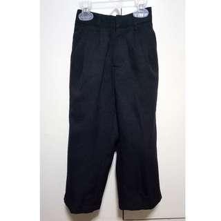 Formal Black Pants for Boys