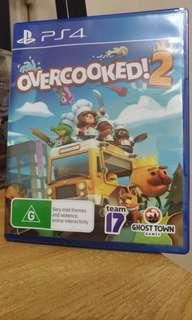 【PS4】Overcooked 2