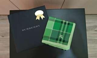 🚚 BURBERRY紳士袋巾