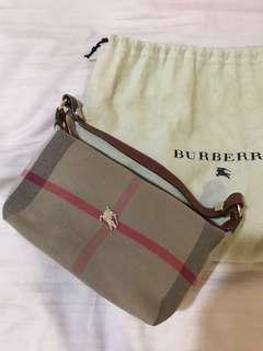 Burberry 3 way bag authentic