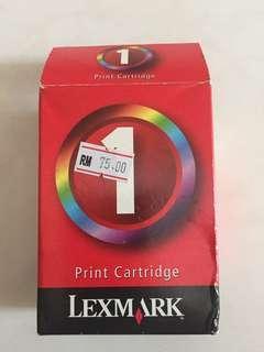 Genuine Lexmark Print Cartridge