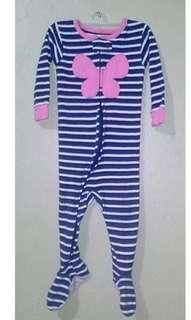 Carters baby sleepsuit